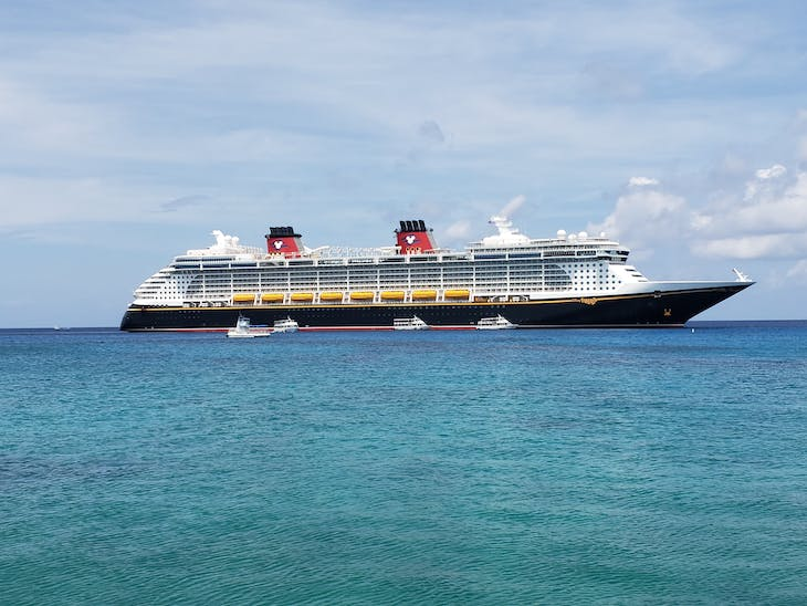 Disney Fantasy, Disney Cruise Line - April 28, 2018