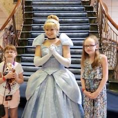 Princess meet and greet