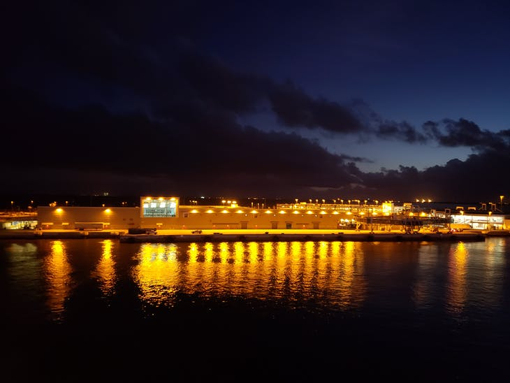 Port Canaveral, Florida - Return to port