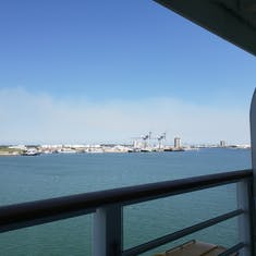 Port Canaveral, Florida - Sail Away