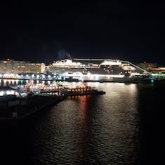 Departing San Juan Cruise Terminal