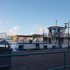Willemstad, Curacao - St Anna Bay Ferry
