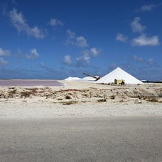 Kralendijk, Bonaire - Salt Pans