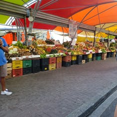 Willemstad, Curacao - Floating Market