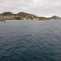 Basseterre, St. Kitts - South Friars Beach