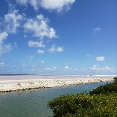 Kralendijk, Bonaire - Salt Pond