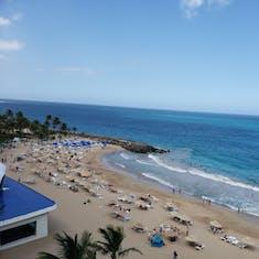 San Juan, Puerto Rico - Marriott AC Condado Hotel Post-Cruise