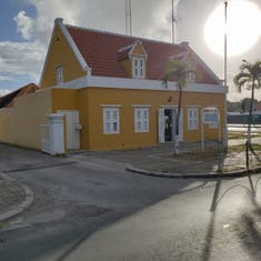Willemstad, Curacao - Trolley Train Tour