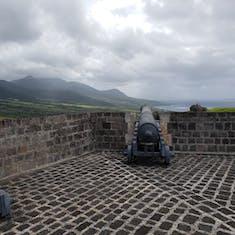 Basseterre, St. Kitts - Brimstone Hill Fortress UNESCO Site