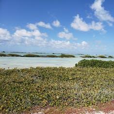 Kralendijk, Bonaire - Pekelmeer Preserve