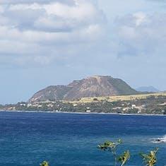 Basseterre, St. Kitts - Brimstone Hill