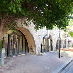 Willemstad, Curacao - Water Fort Arches