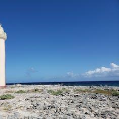 Kralendijk, Bonaire - Willemstoren Lighthouse