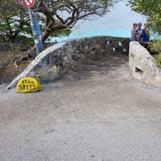Kralendijk, Bonaire - Thousand Steps Beach