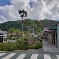 San Juan, Puerto Rico - Actually St Thomas