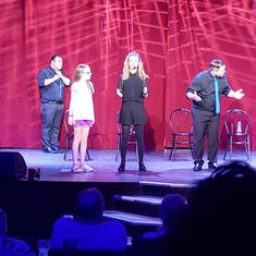 Comedy Troupe Family Show
