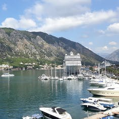 Docked in Kotor