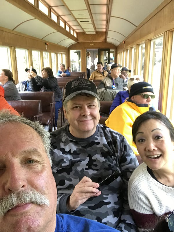 Trail Ride up to Canada. fun, informative and great scenery. - Carnival Splendor