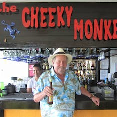 Fun time at Cheeky Monkey
