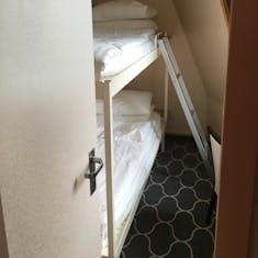 Bunk Bed room in Cabin 8500