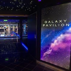 Entrance to Galaxy Pavilion