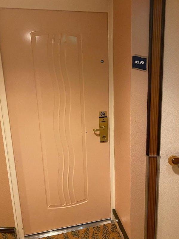 Door - Liberty of the Seas