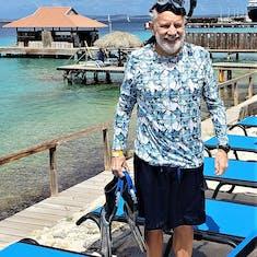 Snorkeling at Divi Flamingo