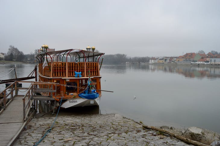Inn River - Bavarian River Boat Cruise - Viking Jarl