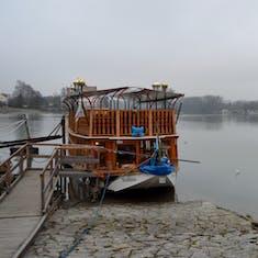 Inn River - Bavarian River Boat Cruise