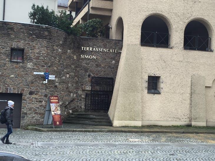 Passau - Simon Restaurant - Viking Jarl