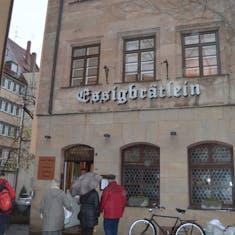 Nuremberg - Lunch at Michelin Star Restaurant -Essigbratlein