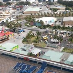 Freeport, Bahamas (on Good Friday) on Carnival Sunshine