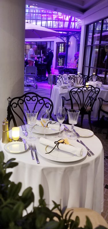 Norwegian Getaway, Dining, Le Bistro French Restaurant
