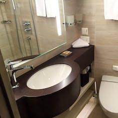 Bathroom with Heated Floor