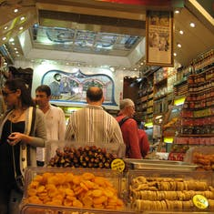 Spice Market---Istanbul