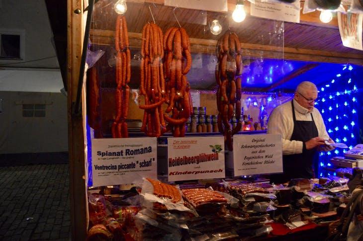 Sharding, Austria Christmas Market - Viking Jarl