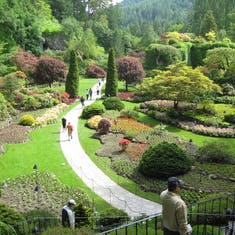 Victoria, British Columbia - Victoria, British Columbia, Canada. Absolutely beautiful-- even in early summer.