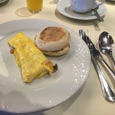 Main Dining Room Breakfast