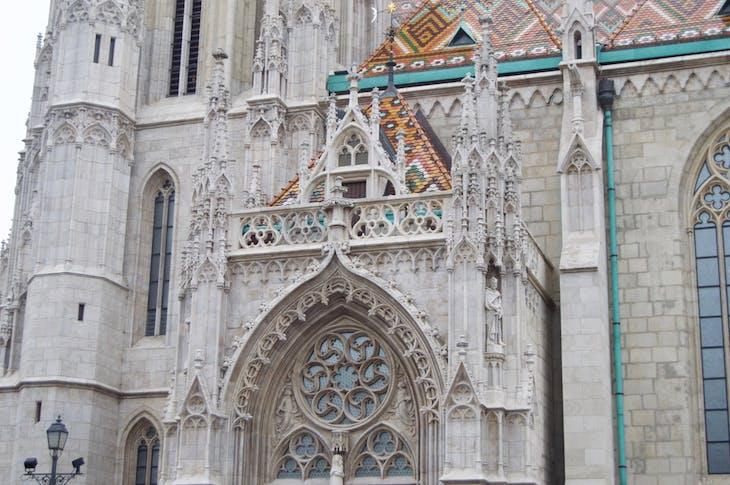 Budapest - Mathias Church - Viking Jarl