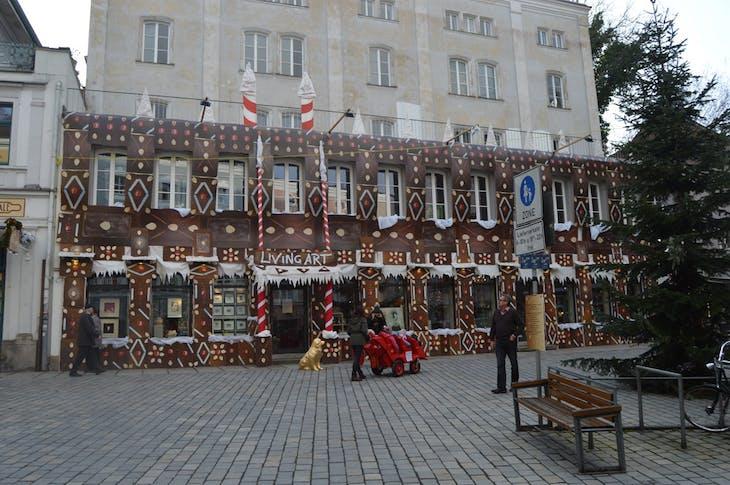 Passau Christmas Decorations - Viking Jarl