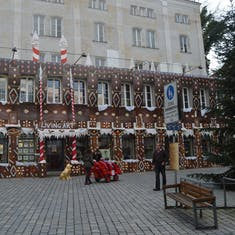 Passau Christmas Decorations