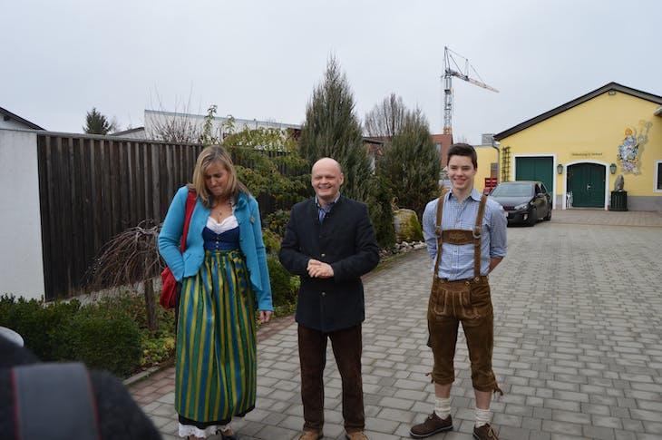 Durnstein, Austria - Erhard Morwald Winery - Viking Jarl