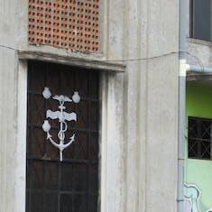 Puntarenas, Costa Rica - Door on the Thechnical University