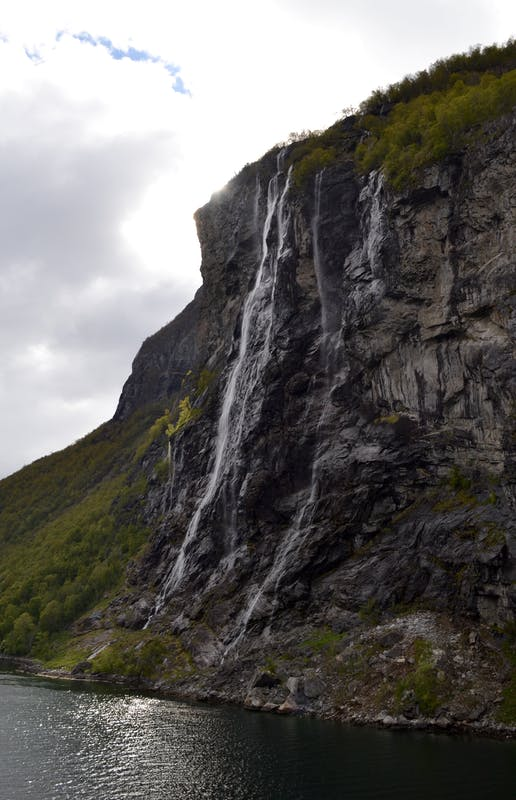 Geiranger, Norway - Another waterfall