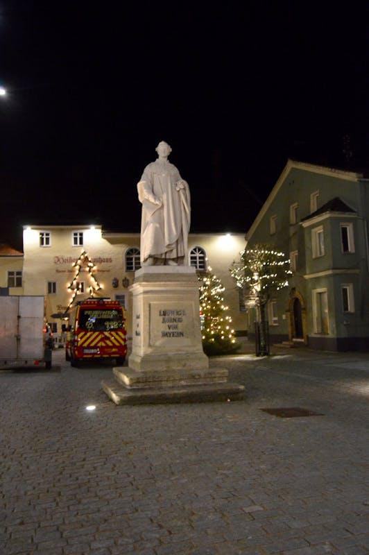 Scharding, Austria - Viking Jarl
