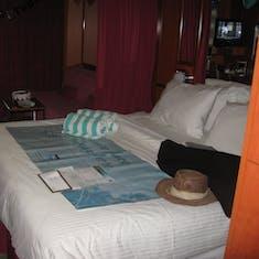 Deck 11 mid ship mini suite
