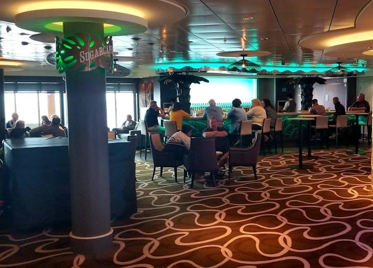 Norwegian Getaway, Bar, Chill Bar