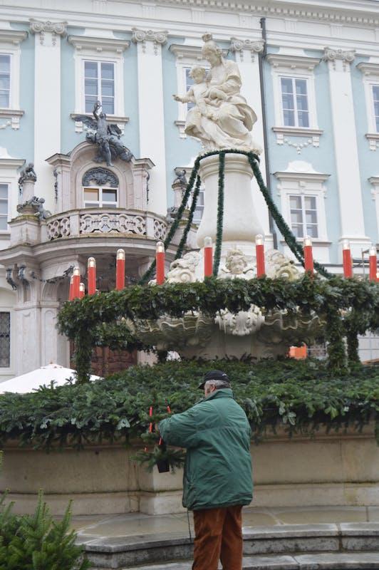 Passau - Christmas Decorations - Viking Jarl