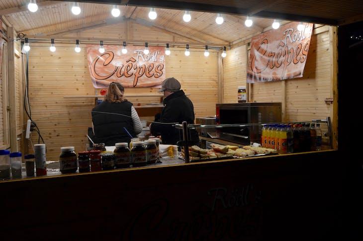 Scharding, Austria - Christmas Market - Viking Jarl