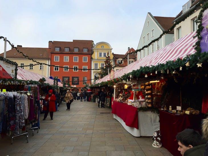 Regensburg - Christmas Market - Viking Jarl